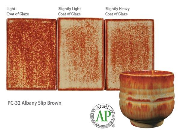 Albany Slip Brown