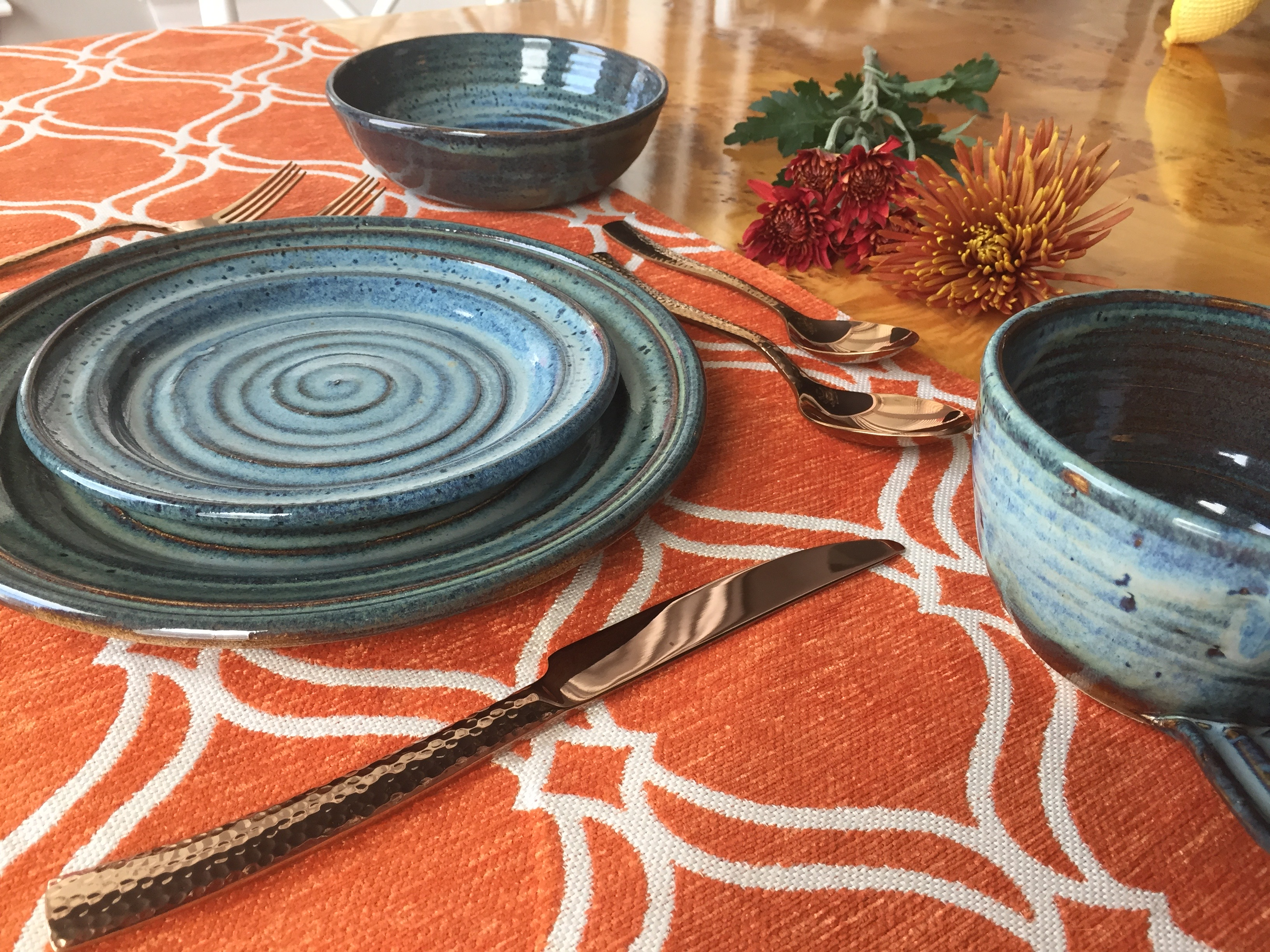 Signature Craftsman Dinnerware Set : signature living dinnerware - pezcame.com